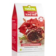 Takeya Flash Chill Hibiscus Pomegranate Premium Herbal Iced Tea Blend