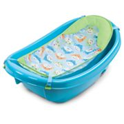 Summer Infant 3-Stage Newborn-to-Toddler Baby Bath - Monkey Moods