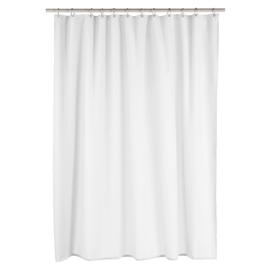 Exceptional Home Classics® Luxury Fabric Shower Curtain Liner