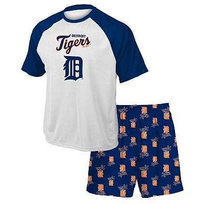 Detroit Tigers Pajama Set - Boys 4-8