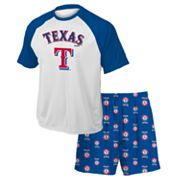 Texas Rangers Pajama Set - Boys 4-8