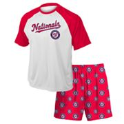 Washington Nationals Pajama Set - Boys 4-8