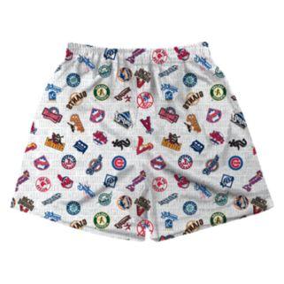 Boys MLB Lounge Shorts