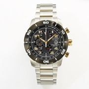 Citizen Eco-Drive Primo Stainless Steel Two Tone Chronograph Watch - CA0469-59E - Men