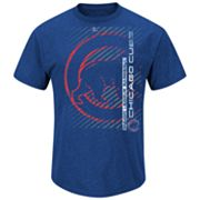 Majestic Chicago Cubs Batting Champion Tee - Men