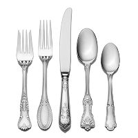 Wallace Hotel 77 pc Flatware Set