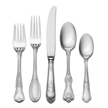 Wallace Hotel 77-pc. Flatware Set