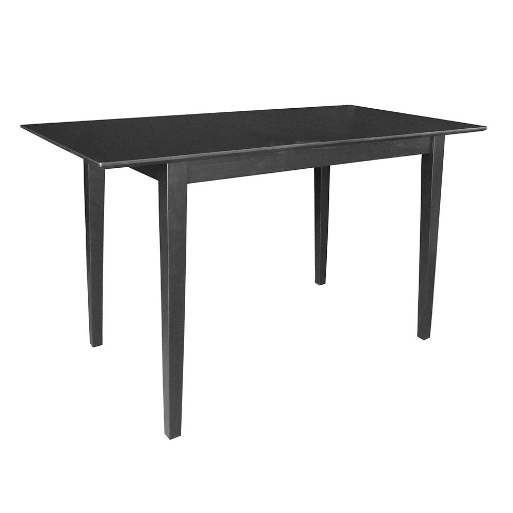 Butterfly Extension Counter Height Dining Table