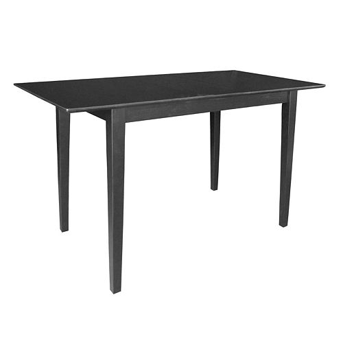 Butterfly Extension Counter-Height Dining Table