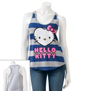 Jerry Leigh Hello Kitty Racerback Tank - Juniors