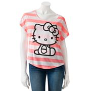 Jerry Leigh Hello Kitty Tee - Juniors