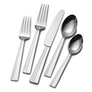 Wallace Loft 45-pc. Flatware Set