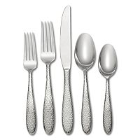 Oneida Reyna 45-pc. Flatware Set