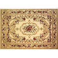 Infinity Home Dulcet Versaille Scrolls Rug - 5' x 7'2''