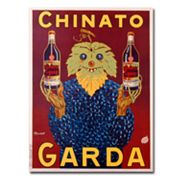 ''Chinato Garda, 1925'' 35'' x 47'' Canvas Art by Bouchet