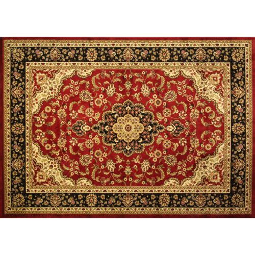 "Infinity Home Barclay Medallion Kashan Rug – 2'3"" x 3'11"""