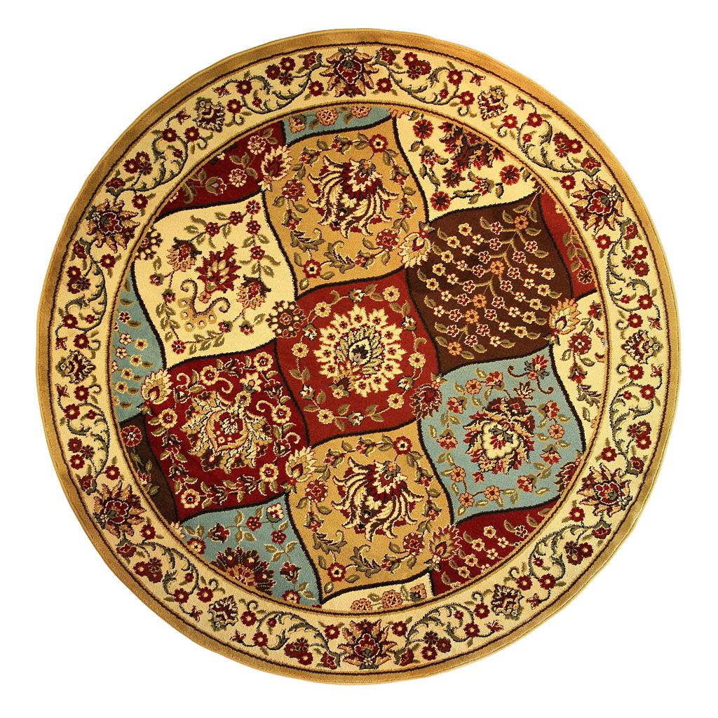 Infinity Home Barclay Wentworth Panel Rug - 5'3'' Round