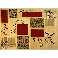 Infinity Home Barclay Hannover Floral Rug - 5'3'' x 7'3''