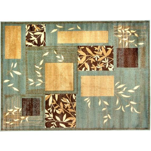 "Infinity Home Barclay Hannover Floral Rug – 5'3"" x 7'3"""