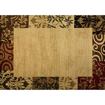 Infinity Home Barclay Vane Willow Rug - 5'3'' x 7'3''