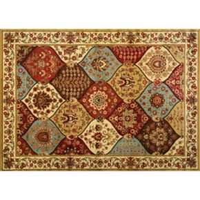 Infinity Home Barclay Wentworth Panel Rug - 6'7'' x 9'6''