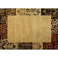 Infinity Home Barclay Vane Willow Rug - 7'10'' x 9'10''