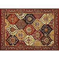 Infinity Home Barclay Wentworth Panel Rug - 7'10'' x 9'10''