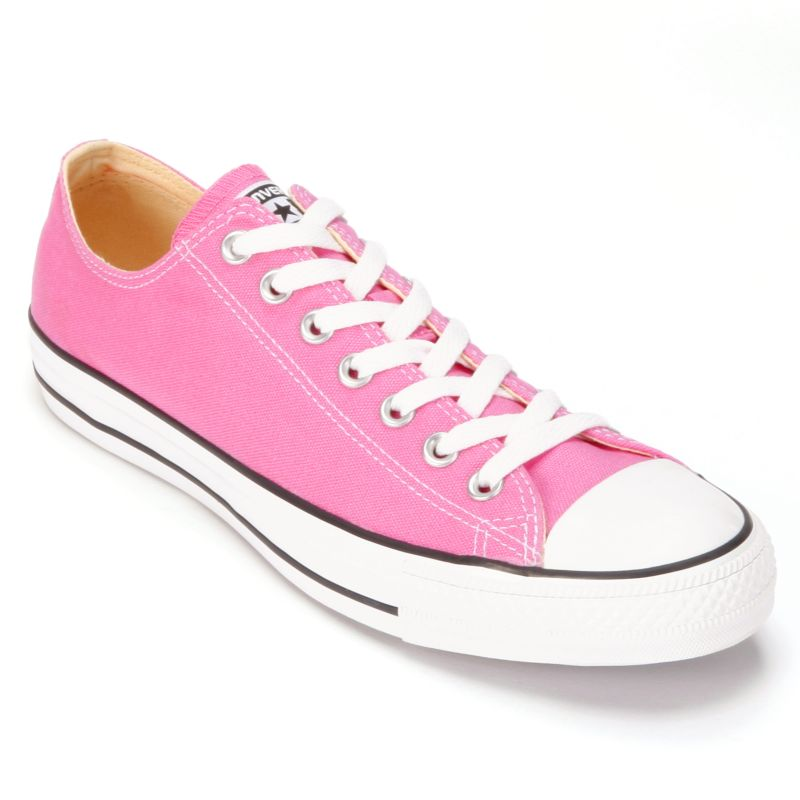 Converse Pink All Star Sneakers for Unisex