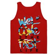 Tony Hawk The Fast Life Tank Top - Men