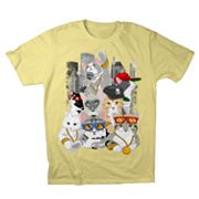 Tony Hawk Cat Stack Tee - Men