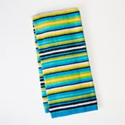 Fiesta Horizontal Stripe Kitchen Towel