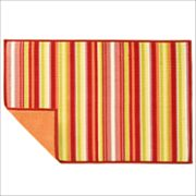 Fiesta Striped Dish-Drying Mat
