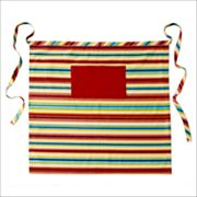 Fiesta Striped Chef's Apron
