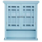 Elegant Home Fashions Easton Wall Cabinet