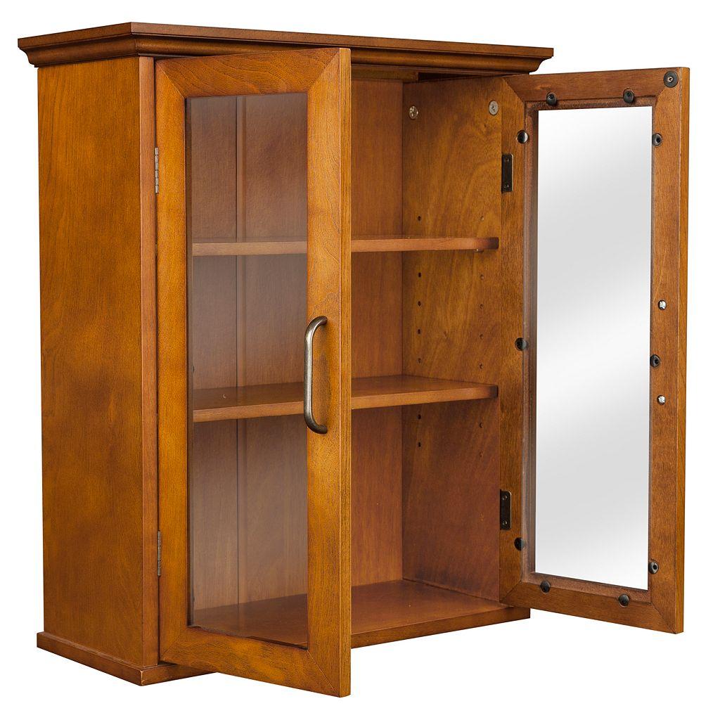 Elegant Home Fashions Amanda Wall Cabinet