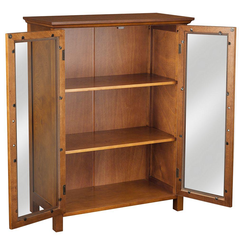 Elegant Home Fashions Amanda Floor Cabinet