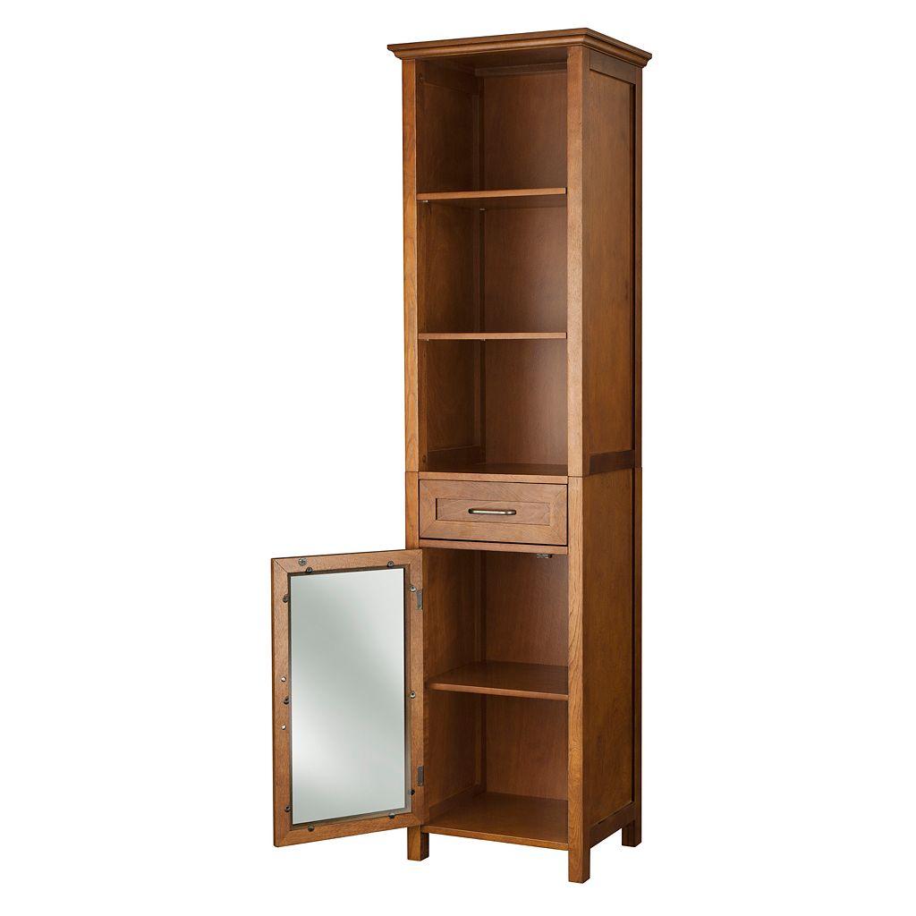 Elegant Home Fashions Amanda Linen Cabinet
