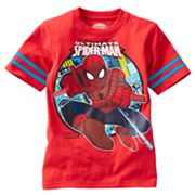 Spider-Man Outburst Tee - Boys 4-7