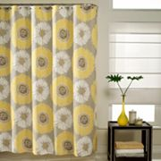 M. Style Floral Bloom Shower Curtain