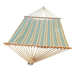 Algoma 13-ft. Striped Fabric Hammock - Outdoor