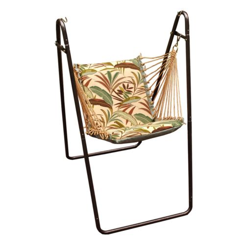 Algoma Swing Chair and Stand - Outdoor