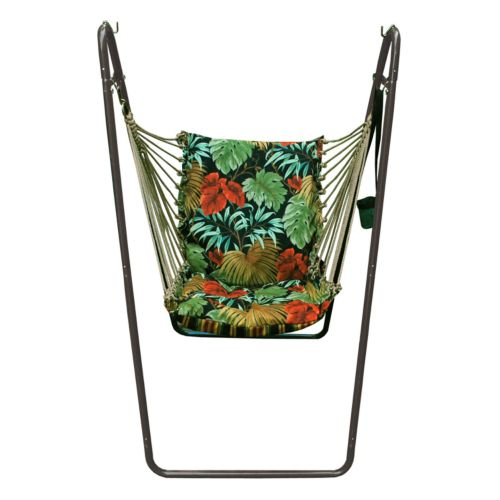 Algoma Swing Chair and Stand