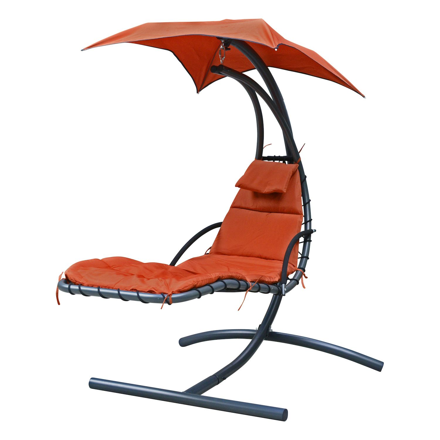 Best Algoma Cloud Hanging Chaise Lounger