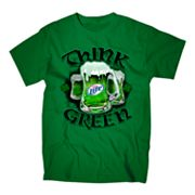 Miller Lite Think Green Tee - Men