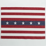 Americana Stars and Stripes Placemat