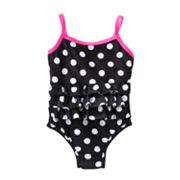 Carter's Dotted One-Piece Swimsuit - Toddler