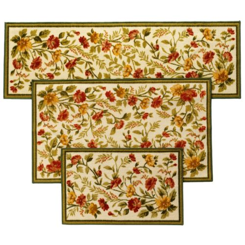 Tapestry 3-pc. Area Rug Set