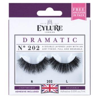 Eylure Naturalites 202 Double Lashes False Eyelashes