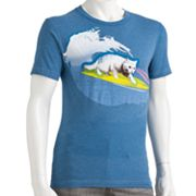 Hang Ten Laser Kitty Tee - Men