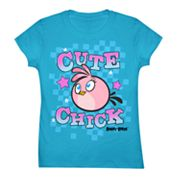Angry Birds Cute Chick Tee - Toddler